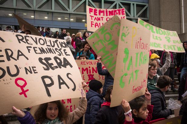 Le pavé bruxellois battu dimanche pour dénoncer les violences faites aux femmes