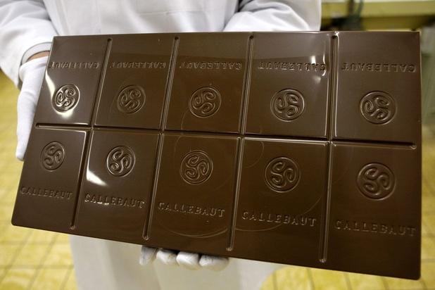 Barry Callebaut rondt overname Antwerps chocoladebedrijf ECC af
