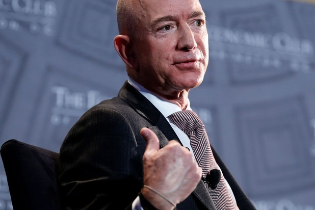 Telefoon Amazon-baas Jeff Bezos gekraakt via WhatsApp (update)