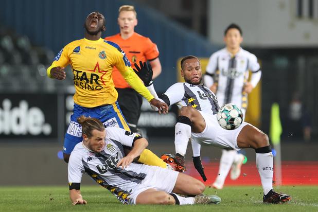 Jupiler Pro League: Nouveau revers pour Charleroi, battu par Waasland-Beveren