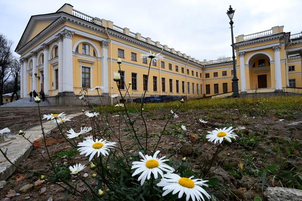 """Le palais """"intime"""" du dernier tsar de Russie bientôt rouvert au public"""