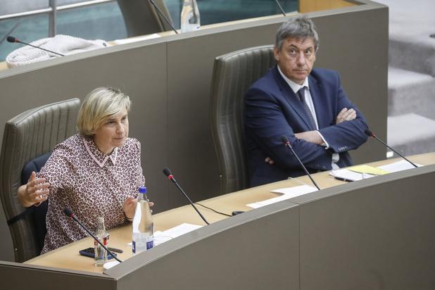 Vlaams herstelplan is meer politieke dan economische communicatie
