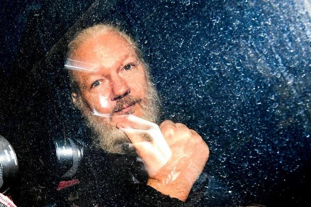 Julian Assange wordt niet uitgeleverd aan VS, beslist Britse rechter