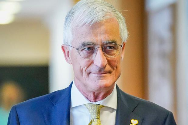 Geert Bourgeois (N-VA) over winst Johnson: 'Ik hoop dat de rede met deze uitslag een beetje terugkeert'