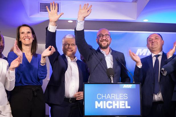 Wat betekent het vertrek van Charles Michel naar Europa voor de Belgische regering en de MR?