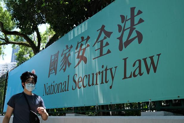 'Hongkong is een spiegel voor het Westen'