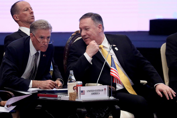 Pompeo bevestigt Amerikaanse uitstap uit INF-verdrag
