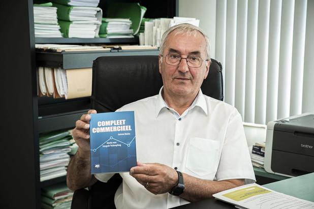 Antoon Bulcke uit Beveren schrijft boek over het beroep van vertegenwoordiger