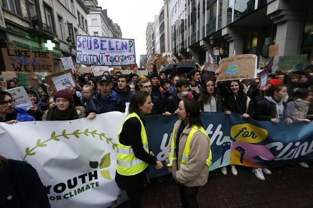 Vooral jongeren zien klimaat als wereldwijde noodsituatie