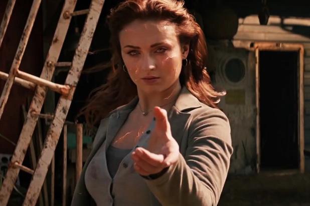 'X-Men: Dark Phoenix': nieuwe leading lady wordt constant overklast