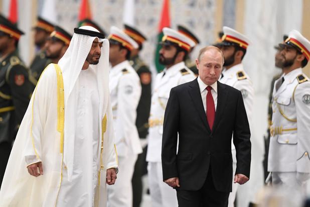 """La """"diplomatie du faucon"""" du Kremlin"""