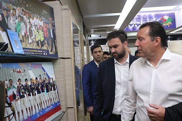 Wilmots verlaat Iran zonder contract als bondscoach