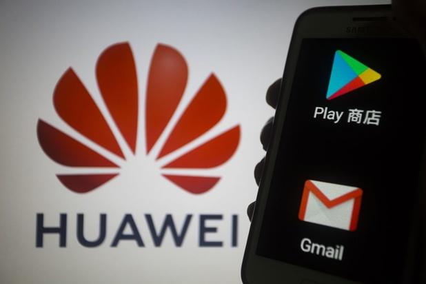 """Huawei """"en discussion"""" avec Google pour répondre à l'interdiction américaine"""