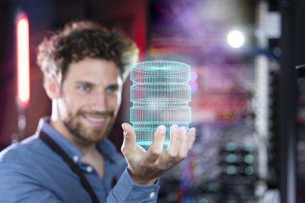 Des chercheurs inventent un hologramme que l'on peut toucher