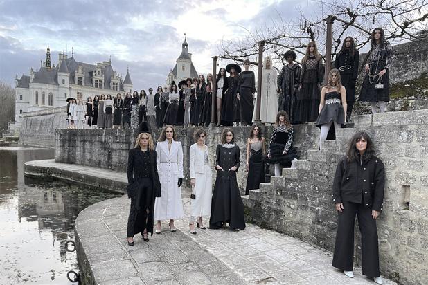 Chanel au Château des dames