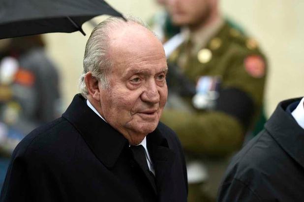 """Juan Carlos Ier, de """"roi de la démocratie"""" au discrédit (portrait)"""
