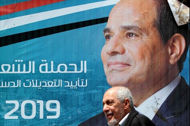 Egyptisch parlement geeft president al-Sisi nog meer macht
