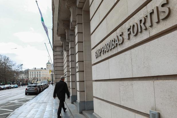 Un bénéfice semestriel supérieur au milliard pour BNP Paribas Fortis
