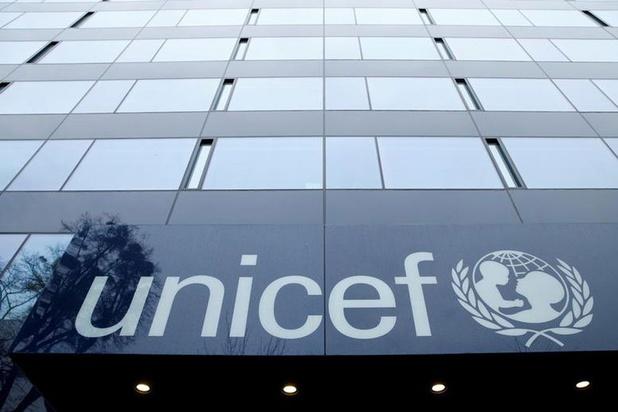 Unicef Belgique a affecté 17 millions d'euros pour venir en aide aux enfants en 2019