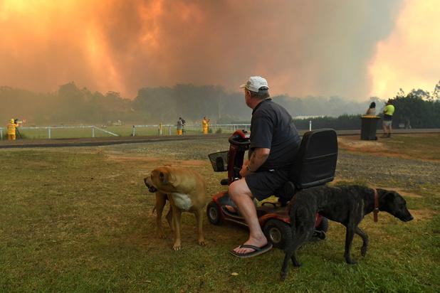 L'Australie sur le pied de guerre pour faire face aux incendies