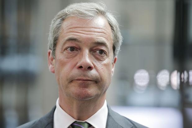 Nigel Farage, apôtre du Brexit
