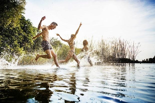 La Belgique, 10e du classement européen pour la qualité de ses eaux de baignade