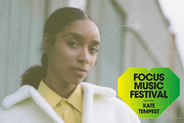 Lianne La Havas est aussi à l'affiche du Focus Music Festival de et avec Kate Tempest