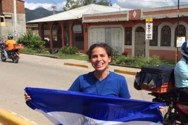 Nicaragua: agression de frères d'Amaya Coppens