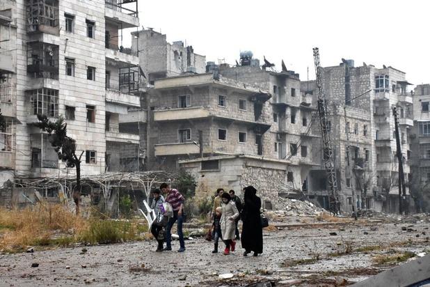Mensenrechtenhof buigt zich over verzoek gezin uit Aleppo