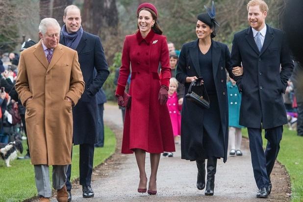 Le nouveau bébé royal renforce la puissance du clan du prince Charles