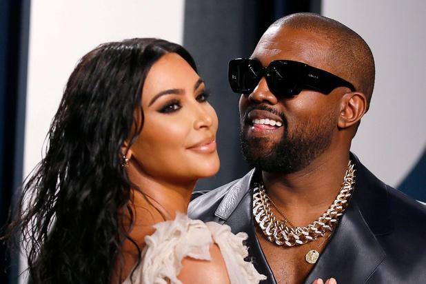 Le couple Kanye West et Kim Kardashian va mieux