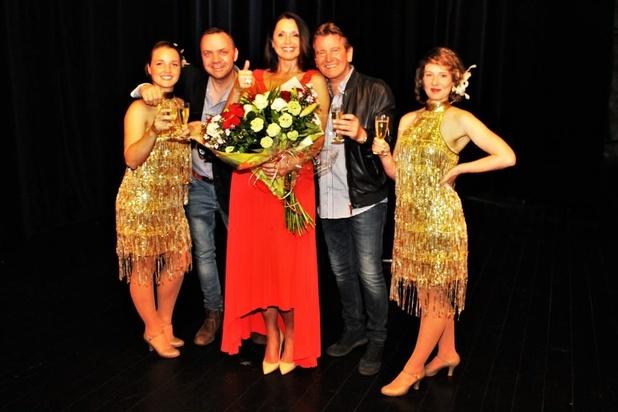 """Wendy Van Wanten viert haar verjaardag in Kursaal: """"30 jaar Iris en 30 jaar Wendy"""""""