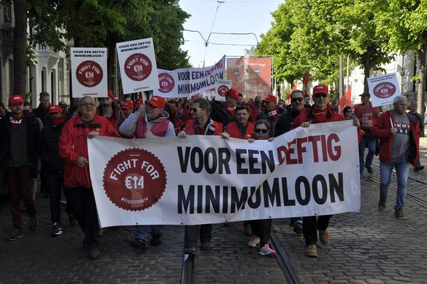 Sociale partners bereiken geen akkoord over minimumloon