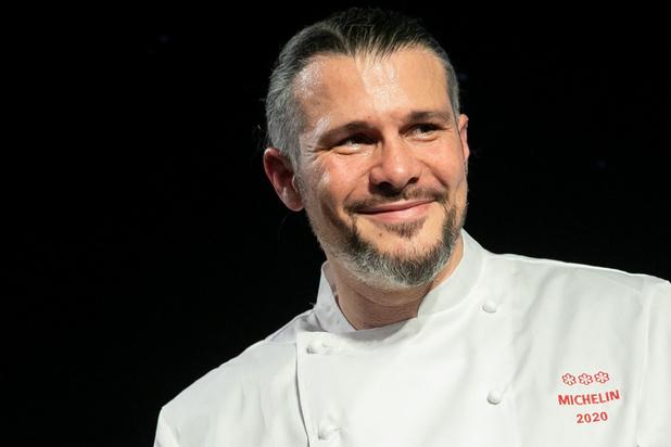 Glenn Viel, élu chef cuisinier de l'année en France