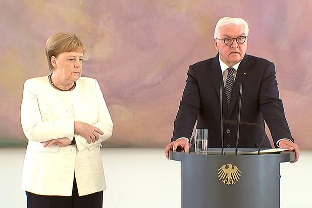 """Angela Merkel est en """"bonne santé"""", assure sa porte-parole"""