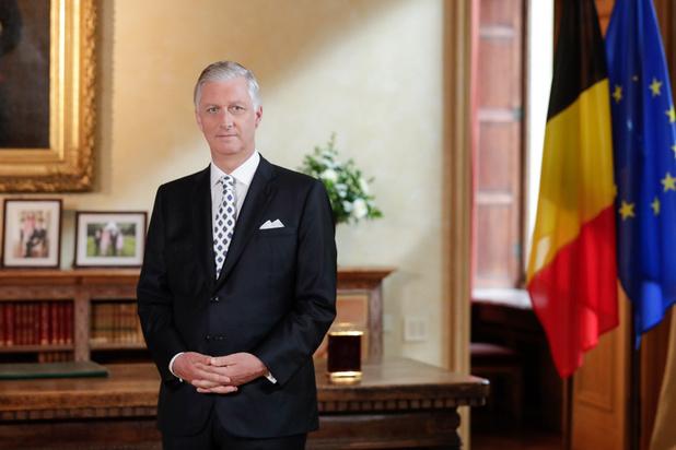 """Le roi Philippe plaide en faveur d'un """"dialogue ouvert et vrai"""""""