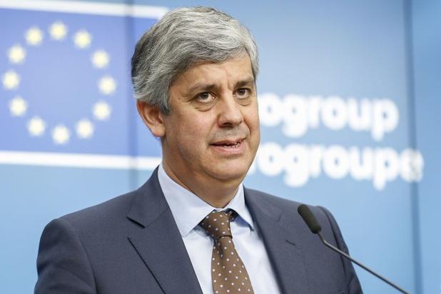 """Coronavirus: le président de l'Eurogroupe met en garde contre une """"fragmentation"""" de la zone euro"""