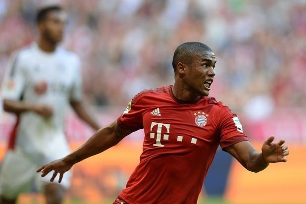 La Juventus prête Douglas Costa au Bayern Munich