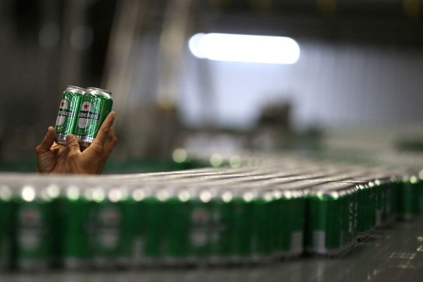 Heineken schrapt 8.000 banen
