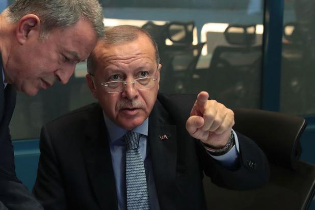 Erdogan menace d'ouvrir les portes de l'Europe à des millions de réfugiés