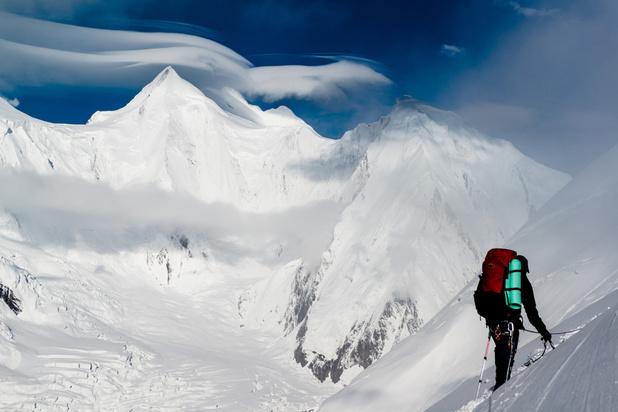 Le célèbre K2 gravi pour la première fois en hiver