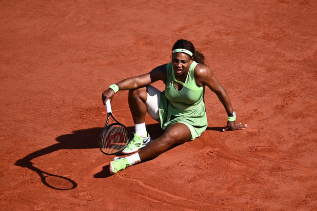 Roland Garros: Serena Williams éliminée en quarts de finale par Rybakina