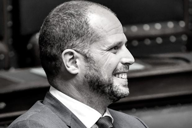 Zo wil Theo Francken (N-VA) zich onderscheiden van het Vlaams Belang