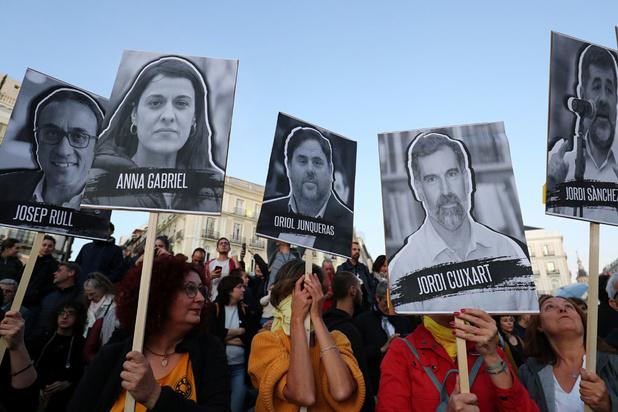 'In Spanje is Vrouwe Justitia een wraakgodin'