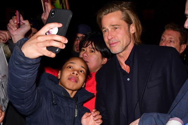 Brad Pitt est en Belgique, mais qu'est-ce qui nous vaut cette visite ?