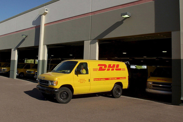DHL Express teste la camionnette électrique