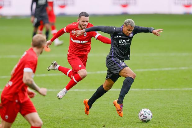 Jupiler Pro League: Anderlecht bat l'Antwerp dans le choc de la 11e journée