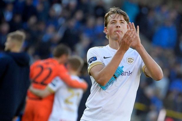 """Sander Berge stoïque avant le déplacement à Anderlecht: """"Seule la victoire compte"""""""
