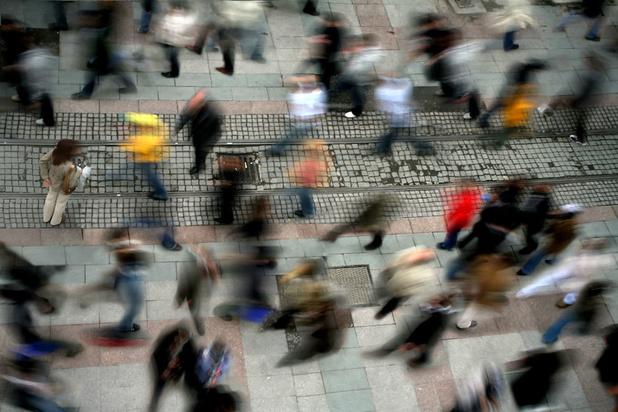 Studie: '1,4 miljoen Belgen zoeken geen werk'
