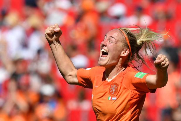 Nederland naar halve finales WK vrouwen (en Olympische Spelen)